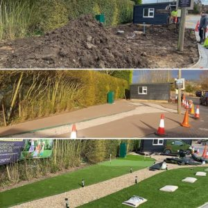 Easigrass Essex at Poplar Nurseries opening